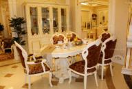 法式�L格-餐桌家具