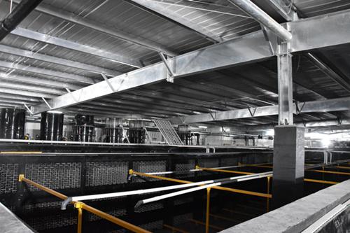 山东寿光市无公害水产养殖基地建造加速